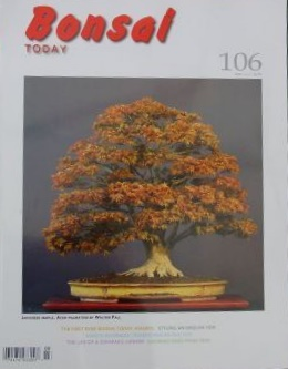 Bonsai Today, No. 106