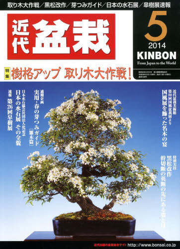 Kindai Bonsai, 5 2014