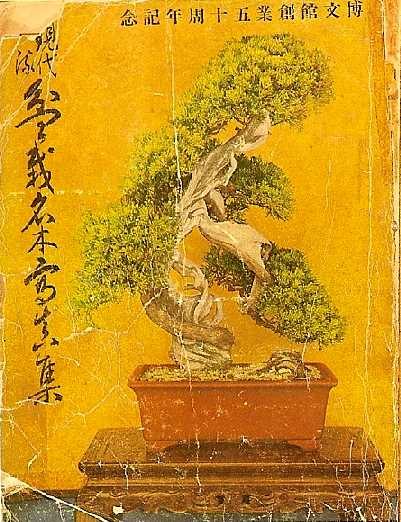 Kindai Bonsai, 1938